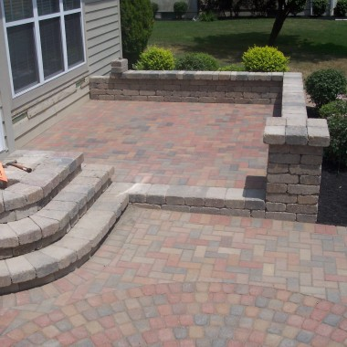 Paver Patios/Walkways